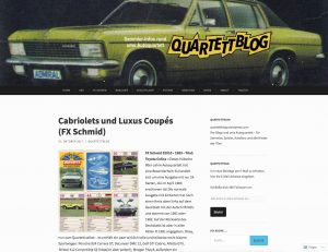 Quartettblog
