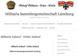 Militaria-Sammlergemeinschaft-Lüneburg