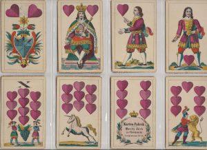 Die ganze Welt der Spielkarten