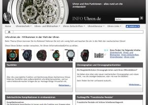 Info-Uhren
