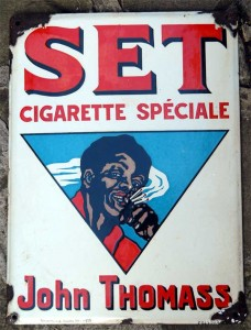 Cigarette Set Speciale John Thomass