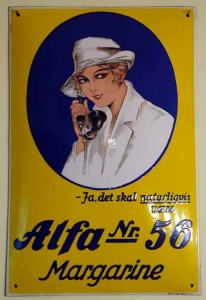 Alfa 56 Margarine