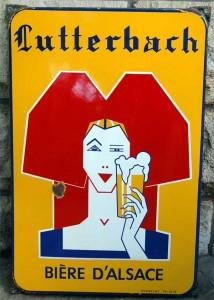 Lutterbach, Biere d' Alsace