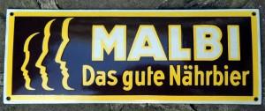 MALBI, Malzbier, 30er Jahre