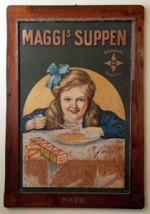 Maggi's Suppen - fein!