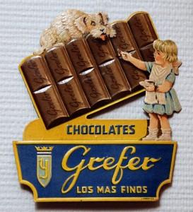 Chocolates Grefer