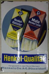 Henkel Düsseldorf: Kleister und Leim, 30er Jahre