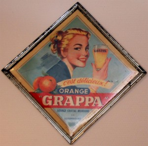 GRAPPA ORANGE - Source Cristal Mondorf
