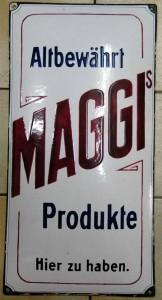 Maggi Hochformat um 1900