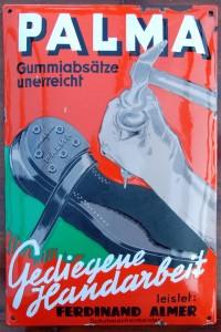 PALMA Gummiabsätze (um 1925)