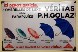 Ombrelles Parapluies Golaz Veritas