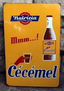 Cecemel, Kakao, Belgien 1959