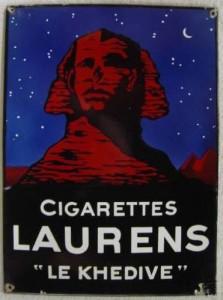 """Fake: Cigarettes Laurens """"Le Khedive"""""""